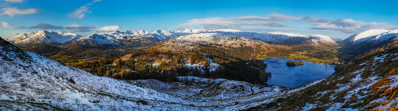 sigma dp2 quattro lake district panoramic landscape loughrigg