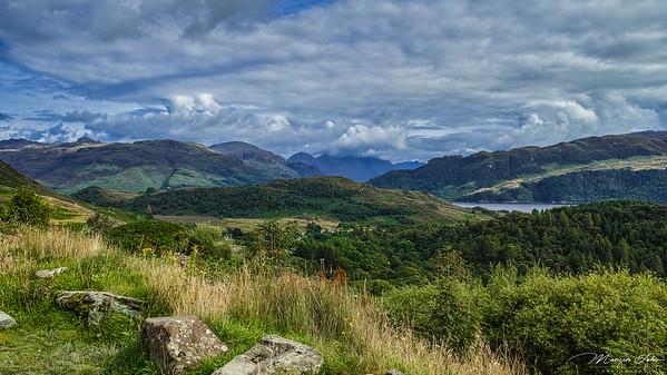 A890 Viewpoint, near Isle Of Skye, Scotland