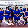2014 Spring Zeta Phi Beta - Fishers : Spring photo shoot of the Women of Zeta Phi Beta Sorority, Inc. Upsilon Omega Zeta Chapter of Fishers, In.