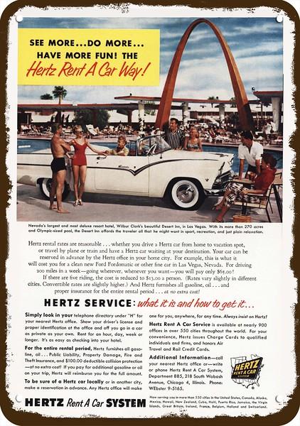 1974 AMC GREMLIN X Car Vintage Look Replica Metal Sign ARMY TANK HEAVY DUTY
