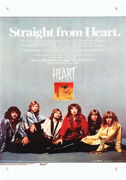 1979 TOTO Band DEBUT Album Release Vintage Look REPLICA METAL SIGN