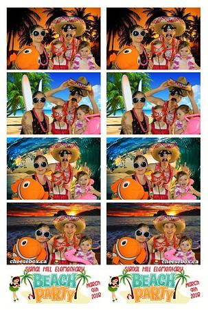 Signal Hill Family Dance Beach Party 2018