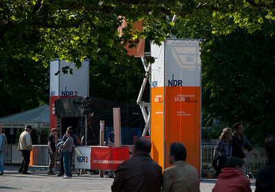 2010-05-29 - Signalisation: Public Viewing Hannover zum Eurovision Song Contest 2010