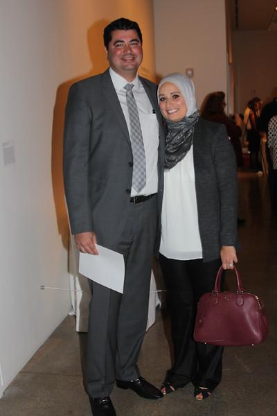 Sherif & Nassima Omar