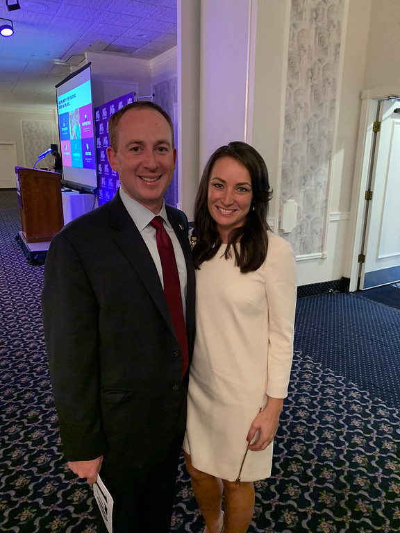 . Erin and Jay Stephens of North Andover