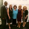 Chairmen Brian Chapman of Lowell, Jenelle Dolan of MOD of Nashua, honoree Janet Lambert-Moore, chairwoman Sue Zacharer, both of Lowell, and Senior Development Manager Michelle O'Malley of Nashua