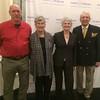 Garry Warren of Pepperell, Maureen Copthorne of Arlington, Diane Boudreau of Gloucester and R. Edward Roach of Lowell