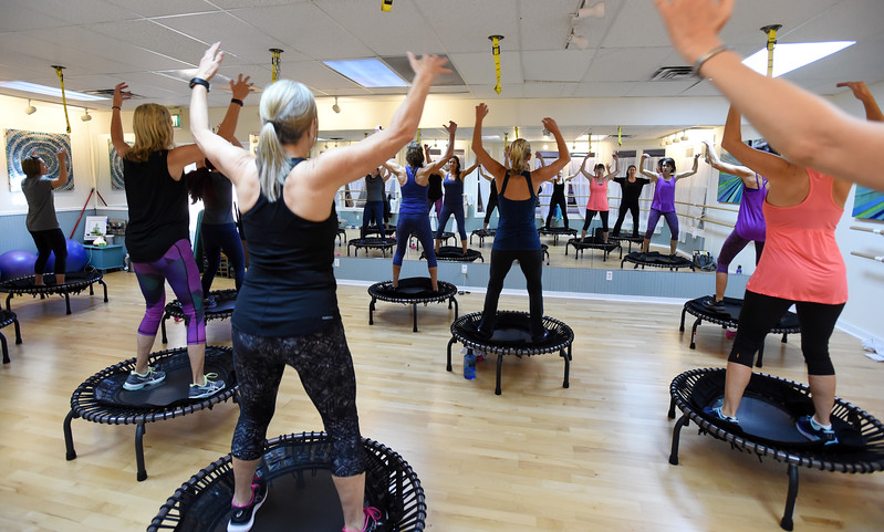 Signature Class at Begin Fitness