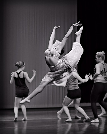 Signature Dance 5-30-17 Practice MHS