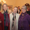 Catherine Davidson, Jo Bishop and Cary Thale.