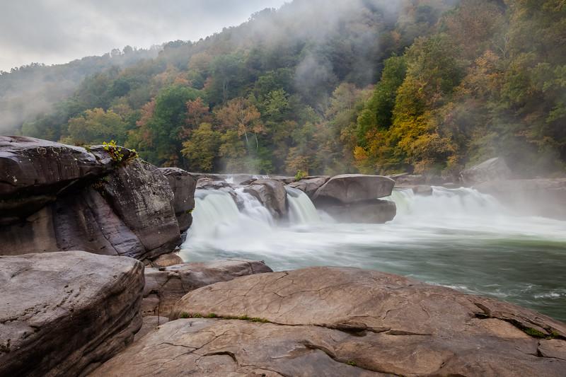 Valley Falls Mist