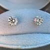 1.50ctw Round Brilliant Diamond Stud Earrings, by KWIAT 9