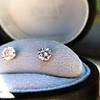 1.50ctw Round Brilliant Diamond Stud Earrings, by KWIAT 8