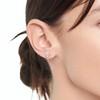 1.50ctw Round Brilliant Diamond Stud Earrings, by KWIAT 1
