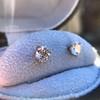 1.50ctw Round Brilliant Diamond Stud Earrings, by KWIAT 15