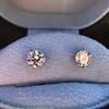 1.50ctw Round Brilliant Diamond Stud Earrings, by KWIAT 12