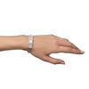 Art Deco Diamond Watch by JE Caldwell, Platinum 25