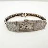 Art Deco Diamond Watch by JE Caldwell, Platinum 15