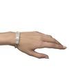 Art Deco Diamond Watch by JE Caldwell, Platinum 1