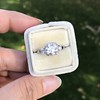 1.52ct Old European Cut Diamond in Tacori Dantela Mounting 8