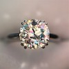 1.53ct Old European Solitaire by Leon Mege, GIA J VS2 8