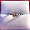 1.53ct Old European Solitaire by Leon Mege, GIA J VS2 15