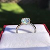 1.53ct Old European Solitaire by Leon Mege, GIA J VS2 17