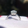 1.53ct Old European Solitaire by Leon Mege, GIA J VS2 5