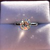 1.53ct Old European Solitaire by Leon Mege, GIA J VS2 10
