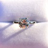 1.53ct Old European Solitaire by Leon Mege, GIA J VS2 16