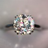 1.53ct Old European Solitaire by Leon Mege, GIA J VS2 7