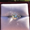 1.53ct Old European Solitaire by Leon Mege, GIA J VS2 1