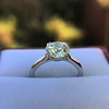 1.53ct Old European Solitaire by Leon Mege, GIA J VS2 3
