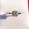 1.53ct Old European Solitaire by Leon Mege, GIA J VS2 13
