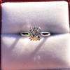 1.53ct Old European Solitaire by Leon Mege, GIA J VS2 2