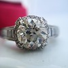 Diamond Wedding Set by Tacori  4