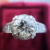 Diamond Wedding Set by Tacori  6
