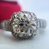 Diamond Wedding Set by Tacori  1