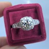 Diamond Wedding Set by Tacori  17