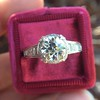Diamond Wedding Set by Tacori  34
