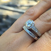 Diamond Wedding Set by Tacori  24