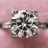 2.04ct Round Brilliant Cut Diamond GIA G SI1, Single Stone Setting 22