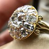 4.83ctw Peruzzi and Cushion Cut Diamond Cluster Ring 24
