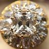4.83ctw Peruzzi and Cushion Cut Diamond Cluster Ring 27