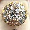 4.83ctw Peruzzi and Cushion Cut Diamond Cluster Ring 14