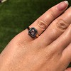 .53ctw Rose Cut Halo Ring, by Single Stone 43