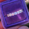 .75ctw 7-Stone Diamond Band, by Memoire 0