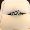 0.78ct Round Brilliant Diamond Bridal Set by Cartier 10