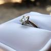 0.78ct Round Brilliant Diamond Bridal Set by Cartier 71