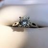 0.78ct Round Brilliant Diamond Bridal Set by Cartier 72